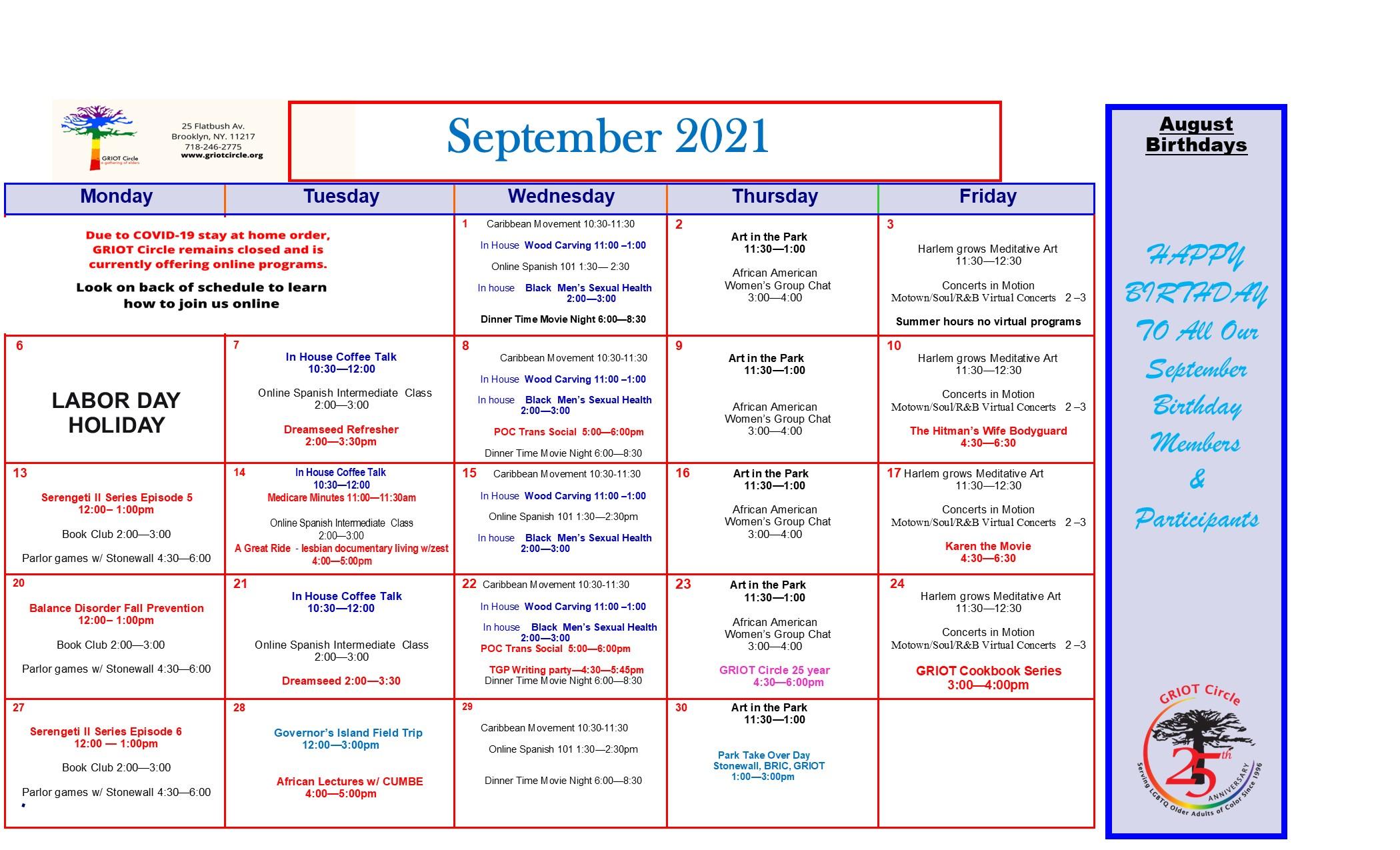 September 2021 calendar (1) 2